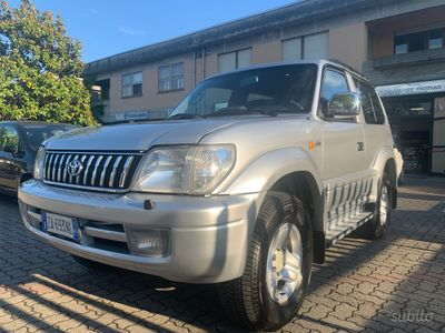 second-hand Toyota Land Cruiser 3.0 diesel KZJ90 GX- 2002