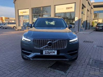 käytetty Volvo XC90 d5 awd geartronic full- 2016