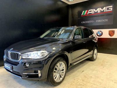 usata BMW X5 xDrive25d Luxury (408) GR