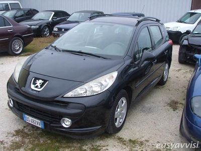 usado Peugeot 207 16v vti 95cv energie gpl
