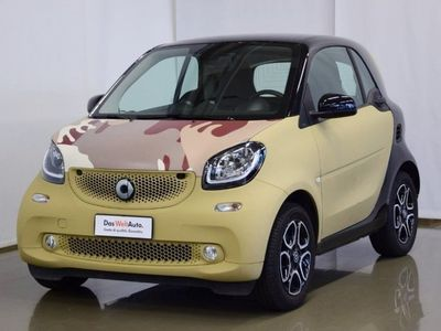 brugt Smart ForTwo Coupé 90 0.9 Turbo Prime del 2016 usata a Assago