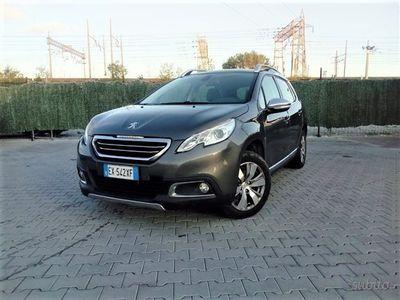 usata Peugeot 2008 1.6 hdi 115 CV Allure solo 62000 km