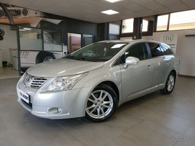 used Toyota Avensis 2.2 D-Cat aut. Wagon Executive-2012