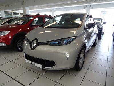 gebraucht Renault Zoe Intens Navi Keyless Rückfahrkam. Led-tagfahrlicht Rdc Klimaautom Temp Pdc Cd Aux