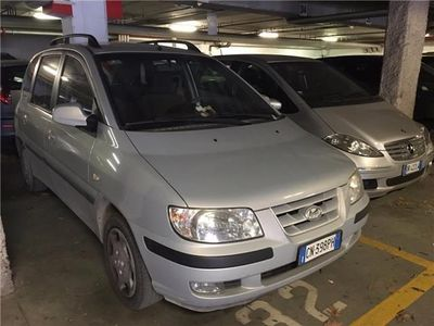 used Hyundai Matrix 1.6 103 cv Active km veri UNIPRO' NUOVA