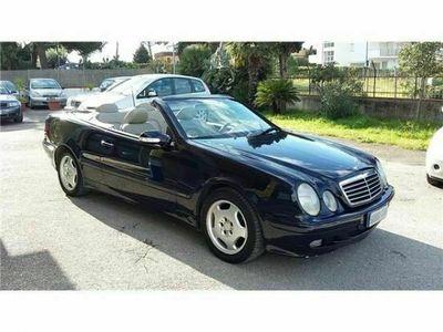 usata Mercedes CLK200 CABRIO kompressor