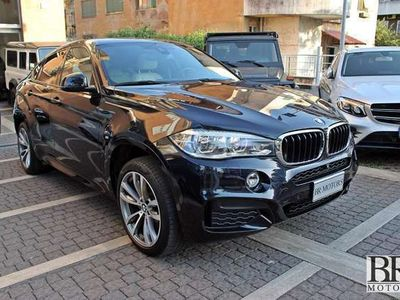 usata BMW X6 M xDrive30d 249CV Msport - NO SUPERBOLLO-UNIPRO'