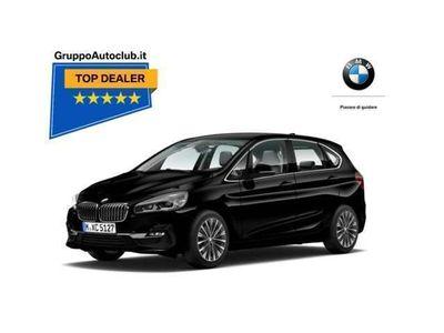 usata BMW 218 Active Tourer d xDrive Advantage aut.