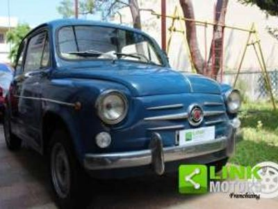used Fiat 600D sportelli a vento benzina