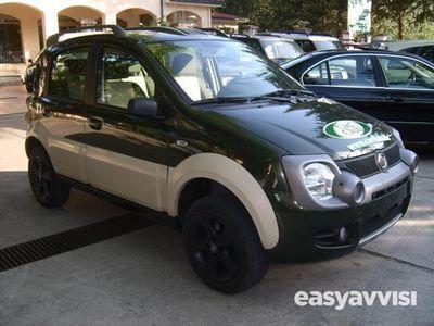 gebraucht Fiat Panda Cross 4X4 1.3 M.Jet My'08