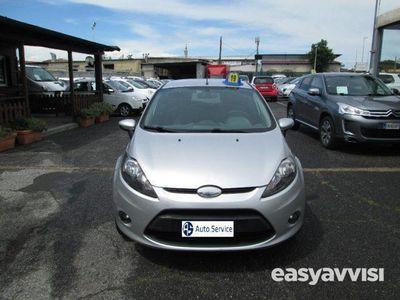 used Ford Fiesta + 1.4 5 porte ecologica benzina/gpl