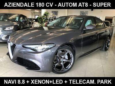 """usado Alfa Romeo Giulia 2.2 Td 180cv AT8 Super Navi 8,8 +Xenon+""""19 VELOCE"""