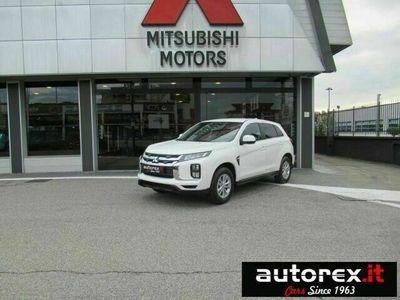 usata Mitsubishi ASX 2.0 2WD Invite SDA GPL pronta consegna Olgiate Olona
