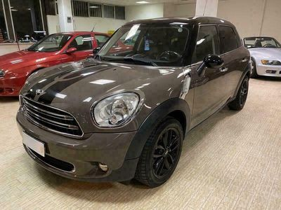 usata Mini Cooper D Countryman Business Countryman Autom.