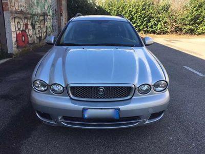 usata Jaguar X-type 2.2D cat aut. Wagon Luxury DPF