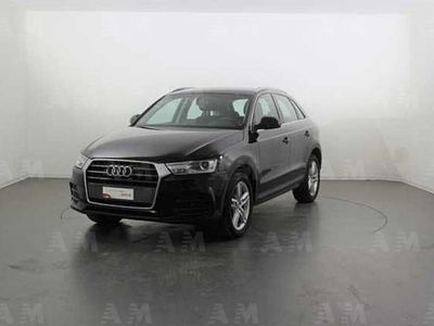 usata Audi Q3 2.0 tdi 120cv s-tronic
