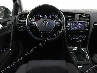 brugt VW Golf Variant 2.0 TDI Executive BlueMotion Technology