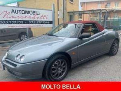 usata Alfa Romeo Spider 2.0i 16V T.S. cat Limited Edition Benzina