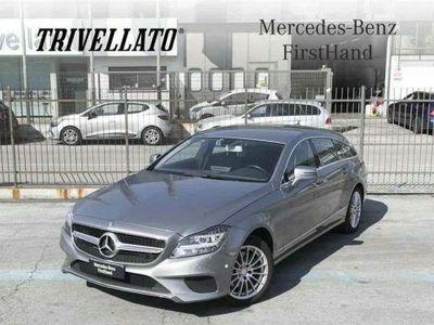usata Mercedes CLS250 CLS 250SW BlueTEC 4Matic Sport