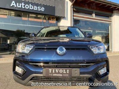 usata Ssangyong Tivoli 1.6 4WD Bi-fuel GPL Road aut. nuova a Brescia