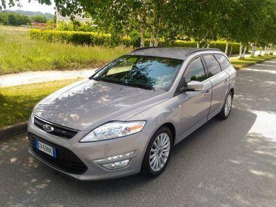 usata Ford Mondeo 3^ SERIE 2.0 TDCi 140 CV DPF 6 tr. SW NAV. MAGGIO 2014.