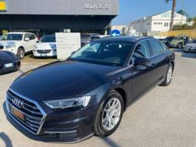 usata Audi A8 50 TDI 3.0 quattro tiptronic Elettrica/Diesel
