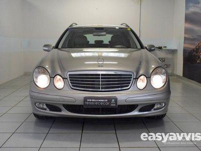 używany Mercedes E220 CDI cat Classic rif. 11633872