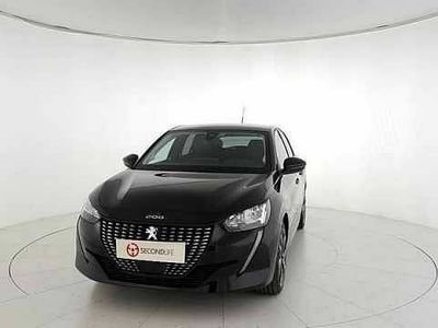 usata Peugeot 208 nuova puretch 100 s&s allure