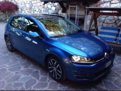 usata VW Golf 2.0 TDI 5p. Highline BlueMotion Tec