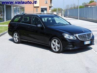 used Mercedes E200 CDI S.W. EXECUTIVE CV136, no garanzia!