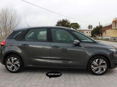 brugt Citroën C4 Picasso MY 2017 5 POSTI AUTOMATIK 2.0 BLUE HDI 150 CV NAV