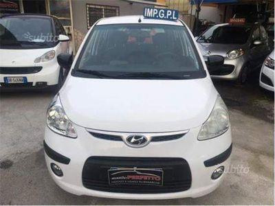 usata Hyundai i10 i101.1 12V BlueDrive GPL Active