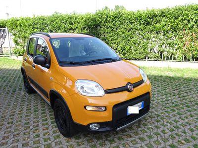 usata Fiat Panda 4x4 1.3 MJT 95 CV
