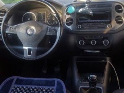 gebraucht VW Tiguan 1ª serie - 2012