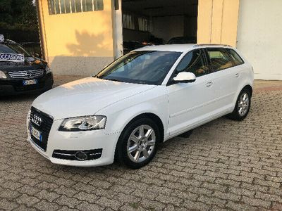 usata Audi A3 Spb 1.6 Tdi 105 Cv Cr S Tronic Ambiti