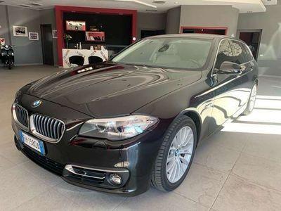 usata BMW 520 Serie 5 (F10/F11) 525 Touring Luxury NAVI PRO