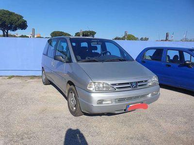 usata Peugeot 806 2.0 turbodiesel HDi cat SR