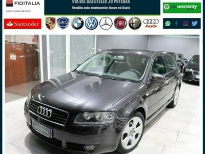 usata Audi A3 2.0 16V TDI Attraction