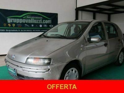 usata Fiat Punto 1.2i 16V cat 5 porte ELX *IMPIANTO GPL*