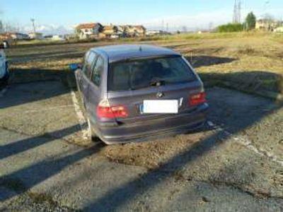 usata BMW 320 d turbodiesel cat Touring Eletta Diesel