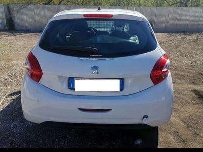 usata Peugeot 208 1.4 HDi 68 CV 5 porte Van Pack