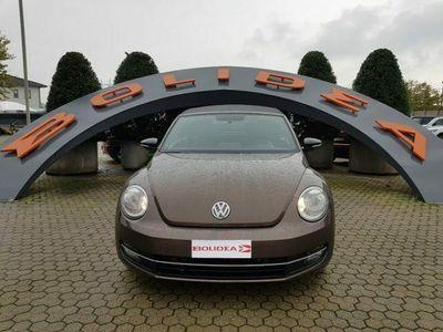 usata VW Maggiolino Cabrio 2.0 TDI Sport