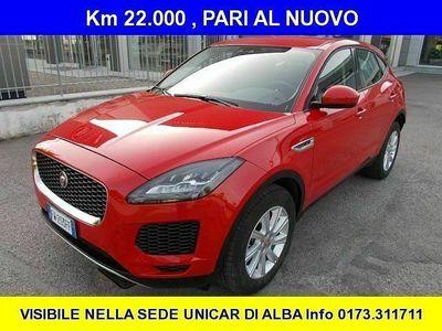 usata Jaguar E-Pace 2.0D 240cv. 4X4 aut. S ,Km 22.000 PARI AL NUOVO