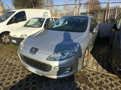 second-hand Peugeot 407 2.0 HDi SW Confort