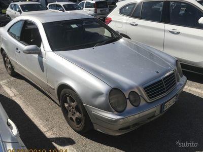 brugt Mercedes CLK200 kompressor EVO pochi km