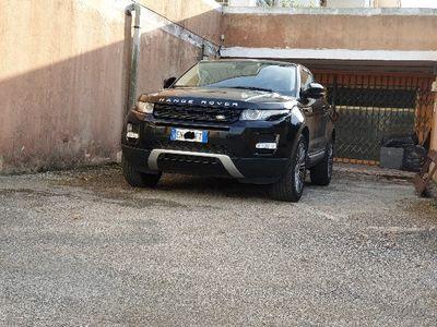 usata Land Rover Range Rover evoque 190 cv