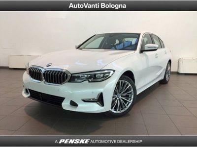 usata BMW 320 Serie 3 (G20) d Luxury