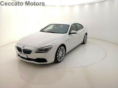 usata BMW 640 640d xDrive Gran Coupé Luxury d xDrive Gran Coupé Luxury