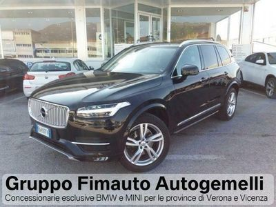 käytetty Volvo XC90 D5 AWD Geartronic Inscription