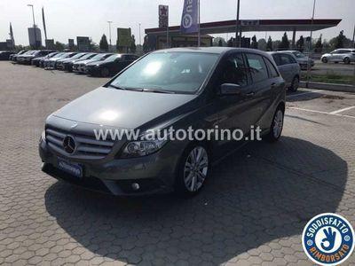 usata Mercedes B200 CLASSE Bcdi (BE) Executive